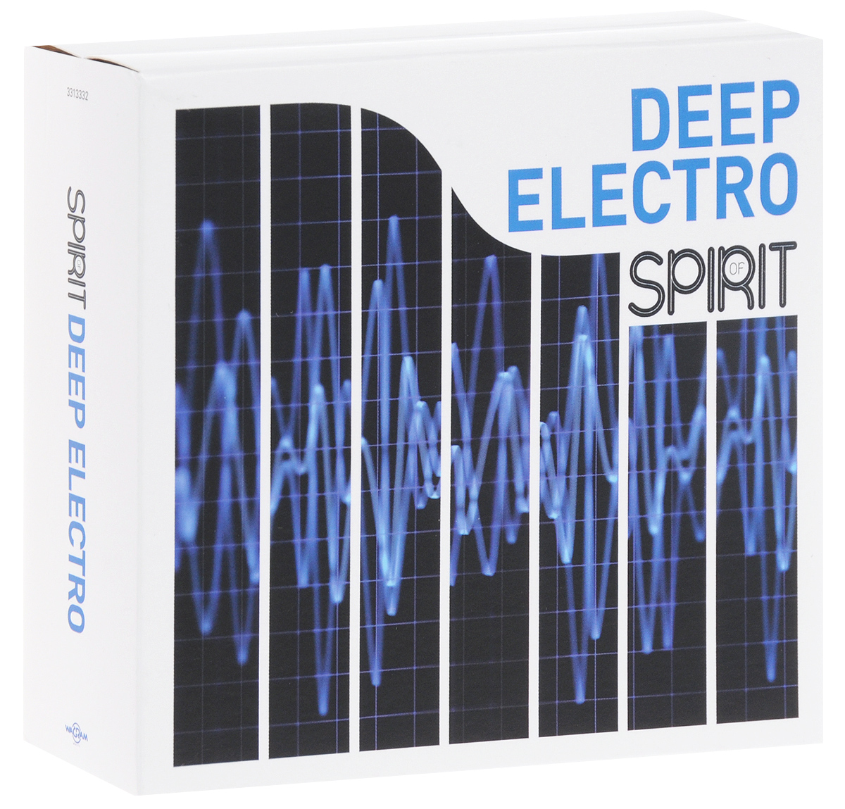 Spirit Of Deep Electro (4 CD)