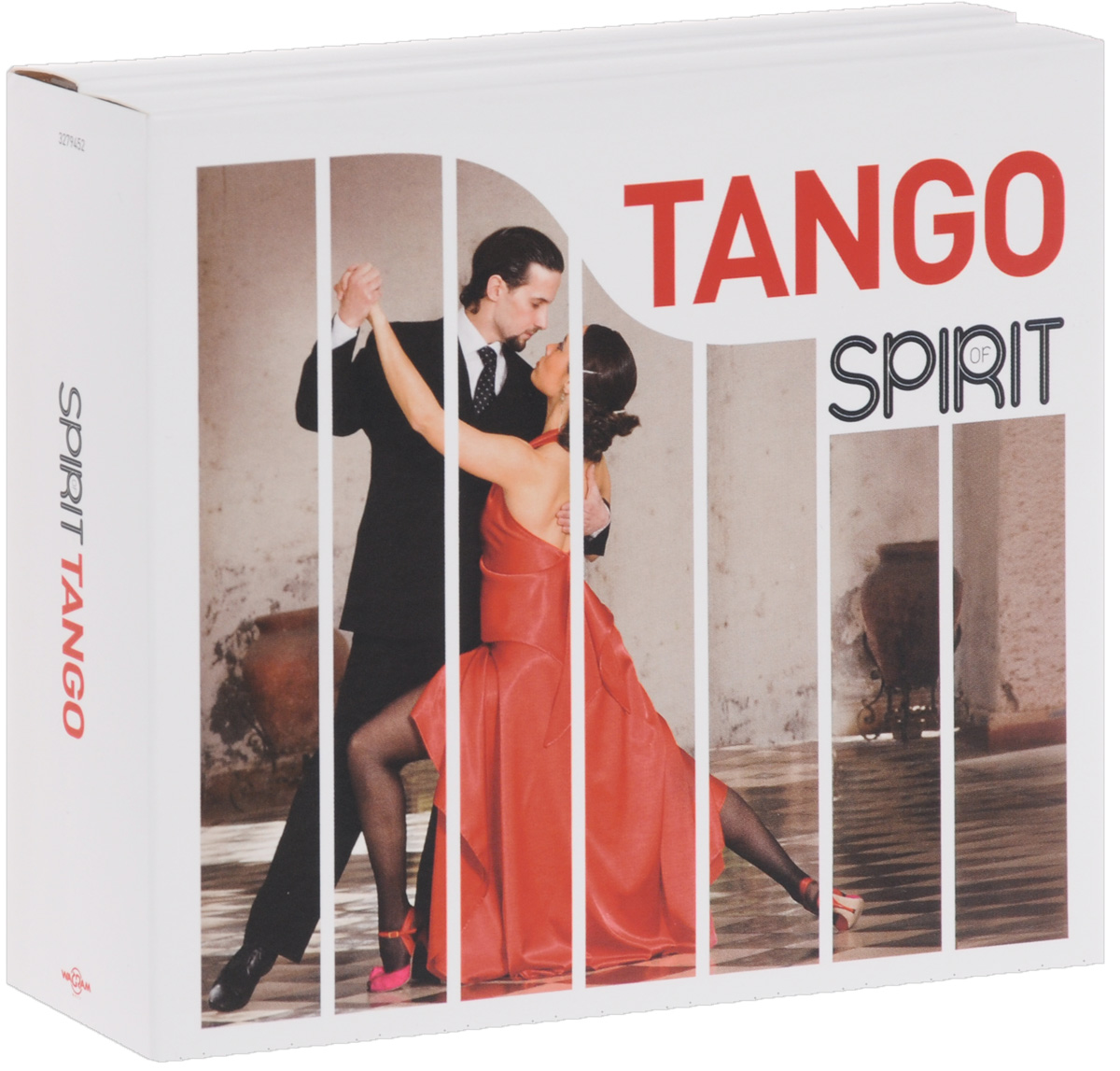 Spirit Of Tango (4 CD)