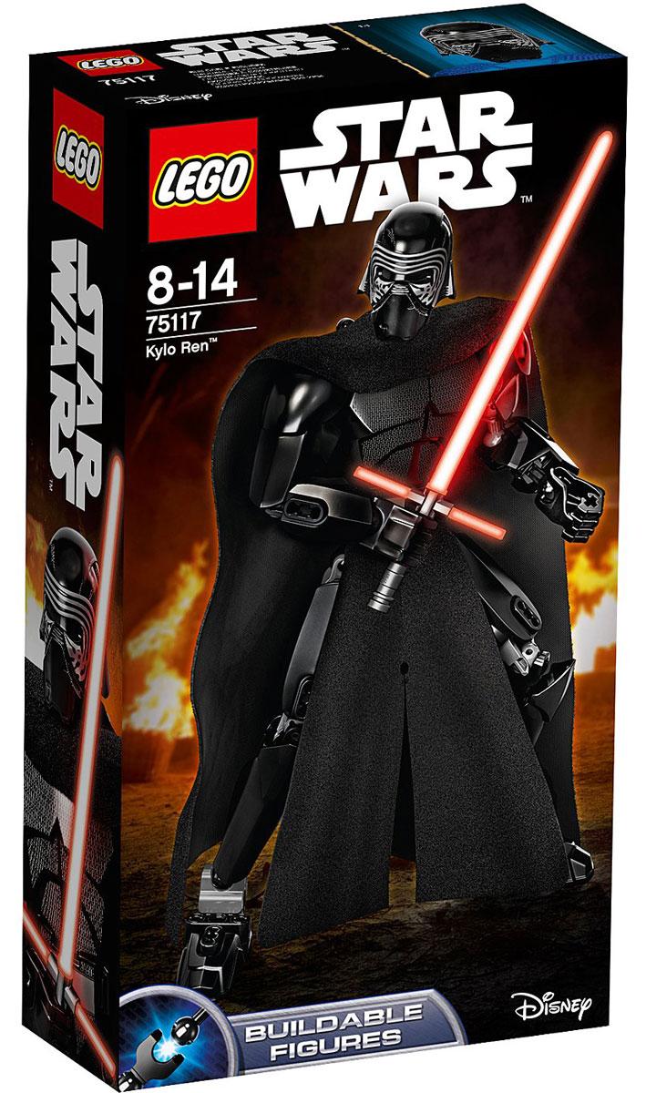 LEGO Star Wars Фигурка-конструктор Кайло Рен 75117