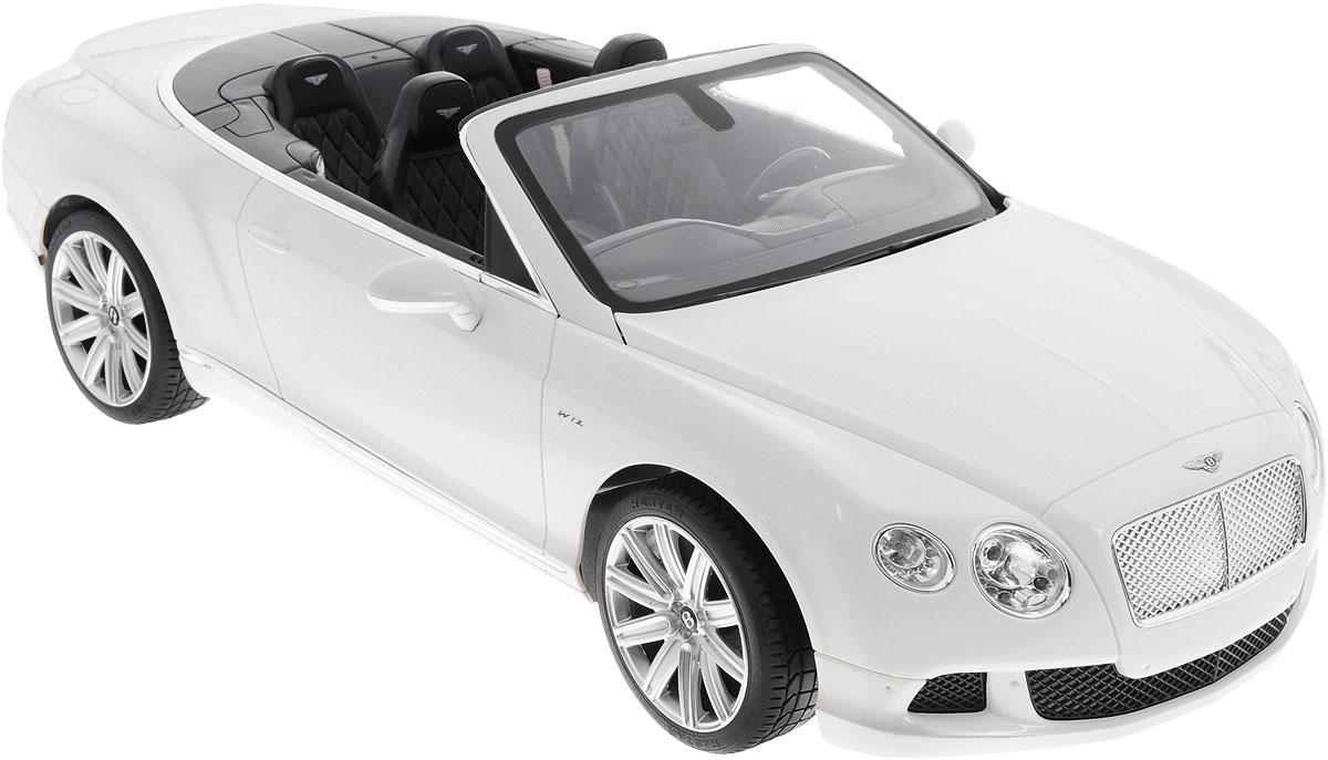 Rastar Радиоуправляемая модель Bentley Continetal GT rastar bentleycontinentalgt3 70600