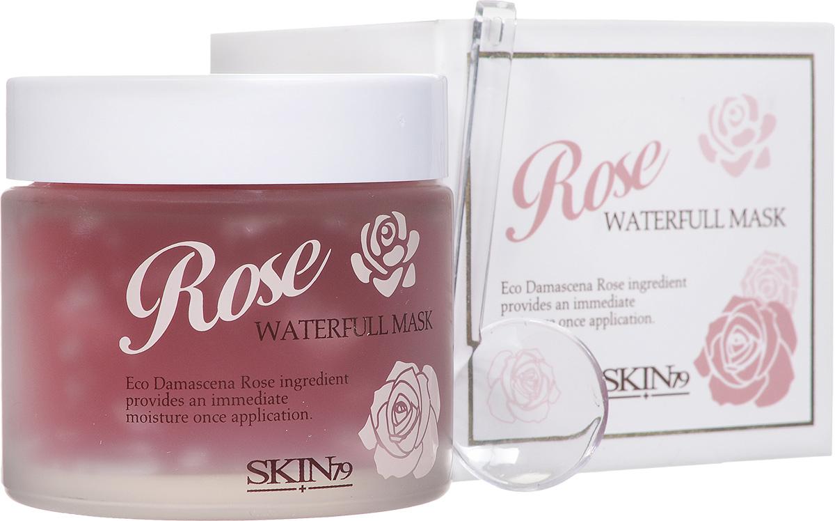 SKIN79 Улажняющая маска для лица с дамасской розой, 75 мл668897Улажняющая маска для лица с дамасской розой, 75 млНочная маска мгновенно увлажняет и питает кожу, делая ее мягкой и шелковистой. АНА кислоты (лимонная, гликолевая, молочная, яблочная, пировиноградная и виннокаменная) в составе маски регулируют кожно-липидный баланс, отшелушивают ороговевшие клетки кожи, уменьшают пигментацию. Керамиды и трегалоза восстанавливают и укрепляют водный баланс кожи, тонизируют и придают ей упругость. Натуральные экстракты ацеролы, сливы, ягод асаи, дерева фиги, орехов гинкго билоба, граната и масла какао питают, увлажняют, насыщают кожу витаминами и микроэлементами, укрепляют и повышают стрессоустойчивость кожи, устраняют тусклый цвет лица, придавая ей яркость и сияние.