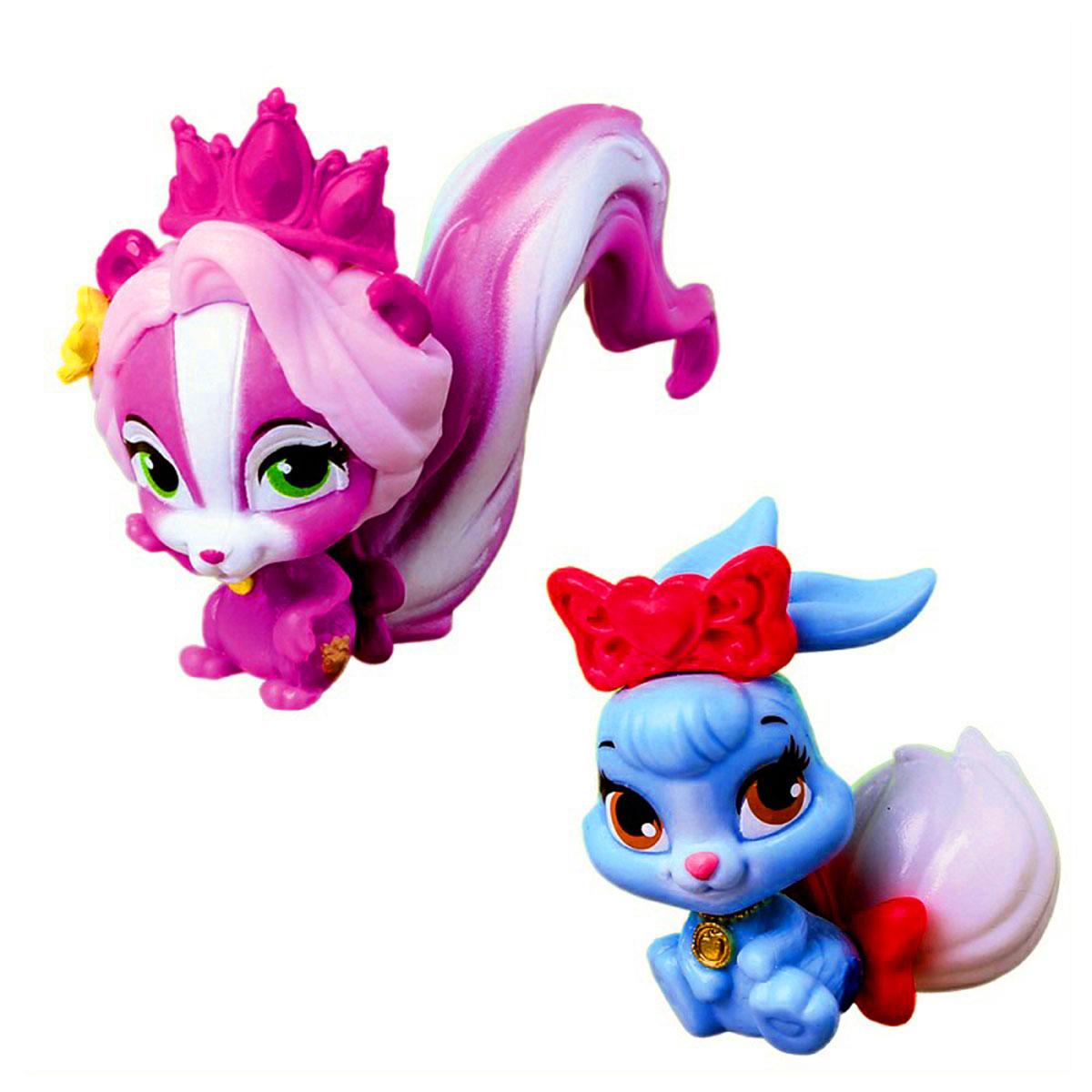 Disney Princess Набор фигурок Ягодка и Полянка набор фигурок squinkies disney princess cinderela