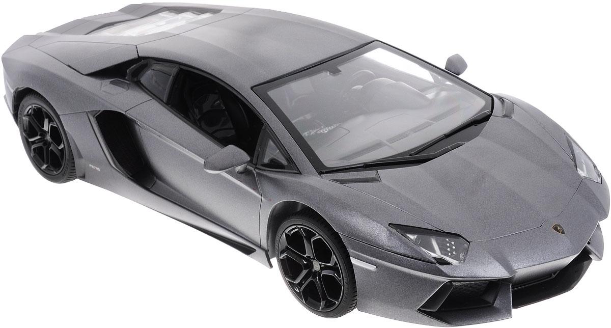Rastar Радиоуправляемая модель Lamborghini Aventador LP 700-4 цвет стальной