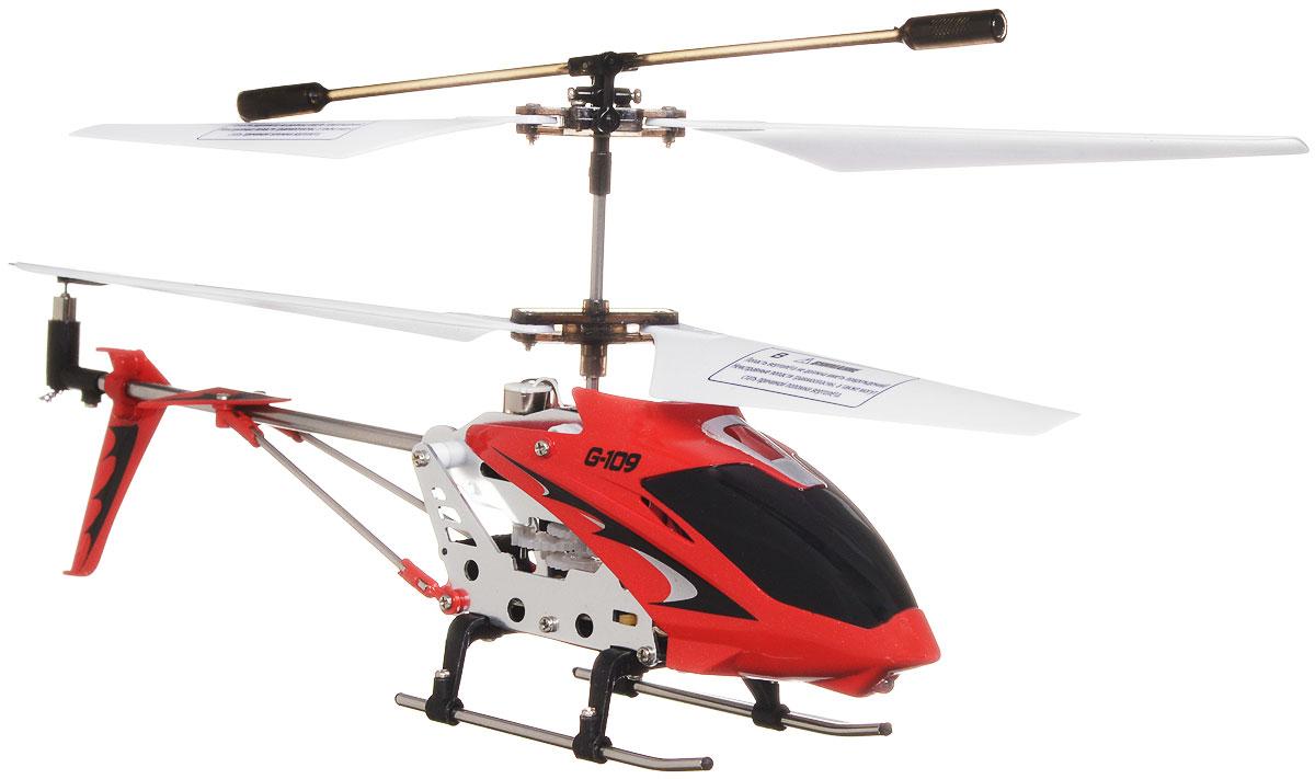 1TOY Вертолет на радиоуправлении Gyro-109 - Радиоуправляемые игрушки