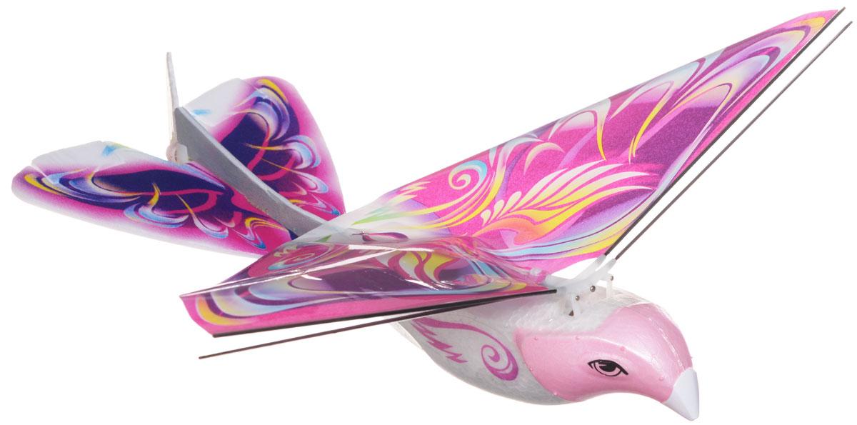 Balbi Игрушка на радиоуправлении Летающая птица цвет розовый - Радиоуправляемые игрушки