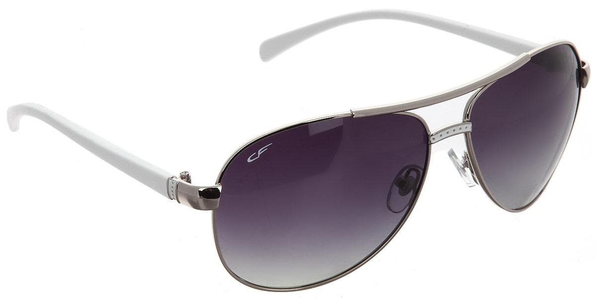 Очки поляризационные женские Cafa France, с темными линзами. CF8592 женские очки кадр излучения мигает компьютер ультра легкие рамы с половину рамке очки декоративные готовой близорукость глаза