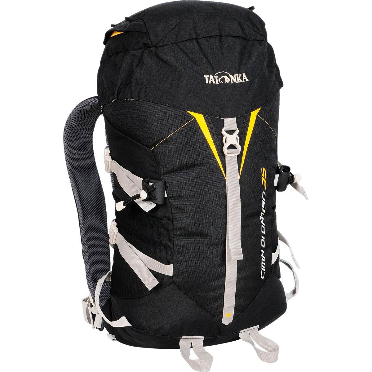 Рюкзак спортивный Tatonka  Cima Di Basso , цвет: черный, 35 л - Рюкзаки