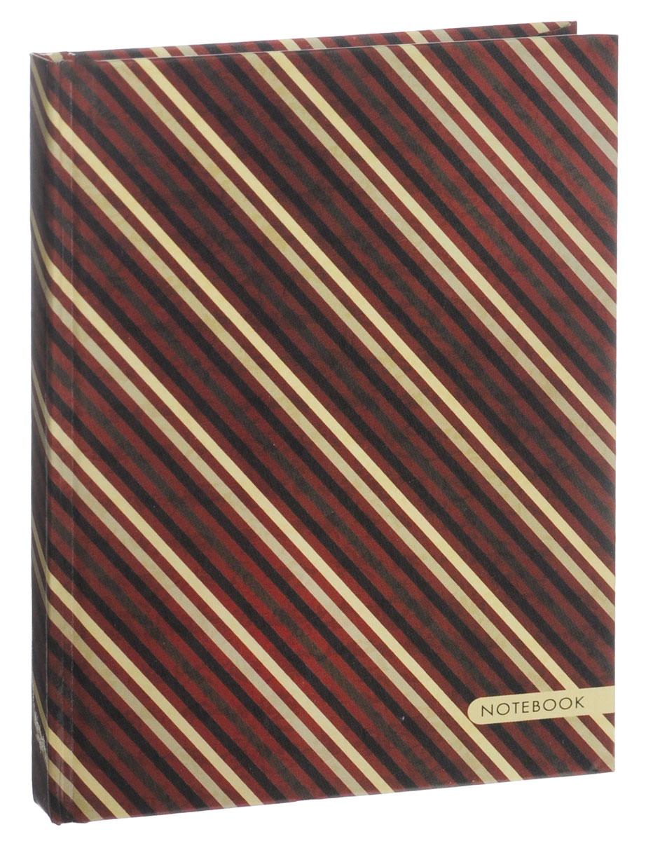 Listoff Записная книжка Полосатый орнамент 80 листов в клеткуКЗ6801845Записная книжка Listoff Полосатый орнамент - незаменимый атрибут современного человека, необходимый для рабочих и повседневных записей в офисе и дома. Записная книжка содержит 80 листов формата А6 в клетку без полей. На обложке, выполненной из ламинированного картона, изображен строгий полосатый орнамент. Внутренний блок изготовлен из высококачественной плотной бумаги, что гарантирует чистоту записей и отсутствие клякс. Книга для записей Listoff Полосатый орнамент станет достойным аксессуаром среди ваших канцелярских принадлежностей. Она подойдет как для деловых людей, так и для любителей записывать свои мысли, рисовать скетчи, делать наброски.
