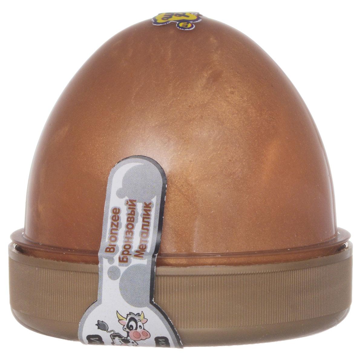 Жвачка для рук  ТМ HandGum , цвет: бронзовый, с запахом ирландских сливок, 70 г - Развлекательные игрушки