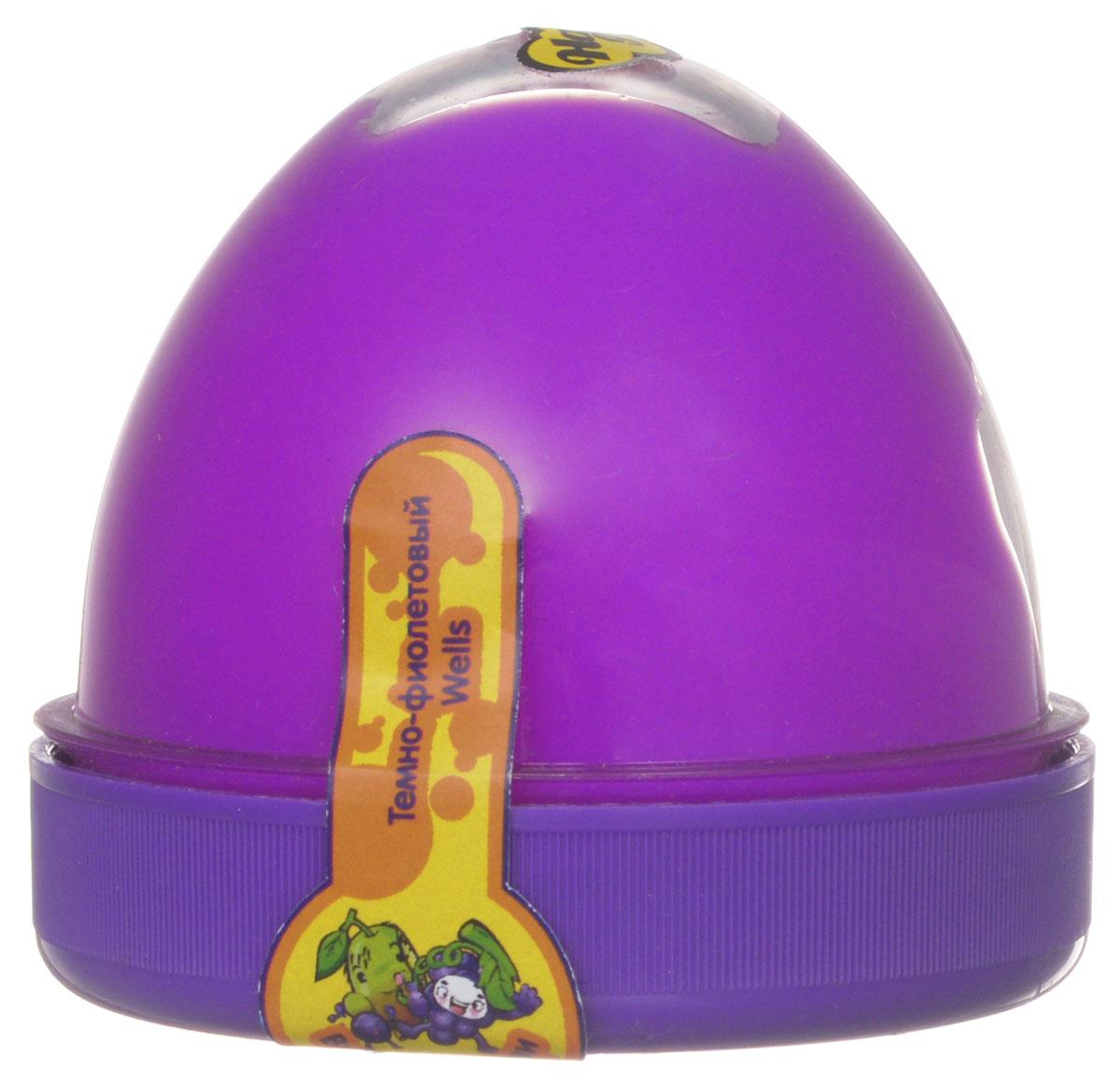 Жвачка для рук ТМ HandGum , цвет: фиолетовый, с запахом киви и винограда, 35 г, Развлекательные игрушки  - купить со скидкой