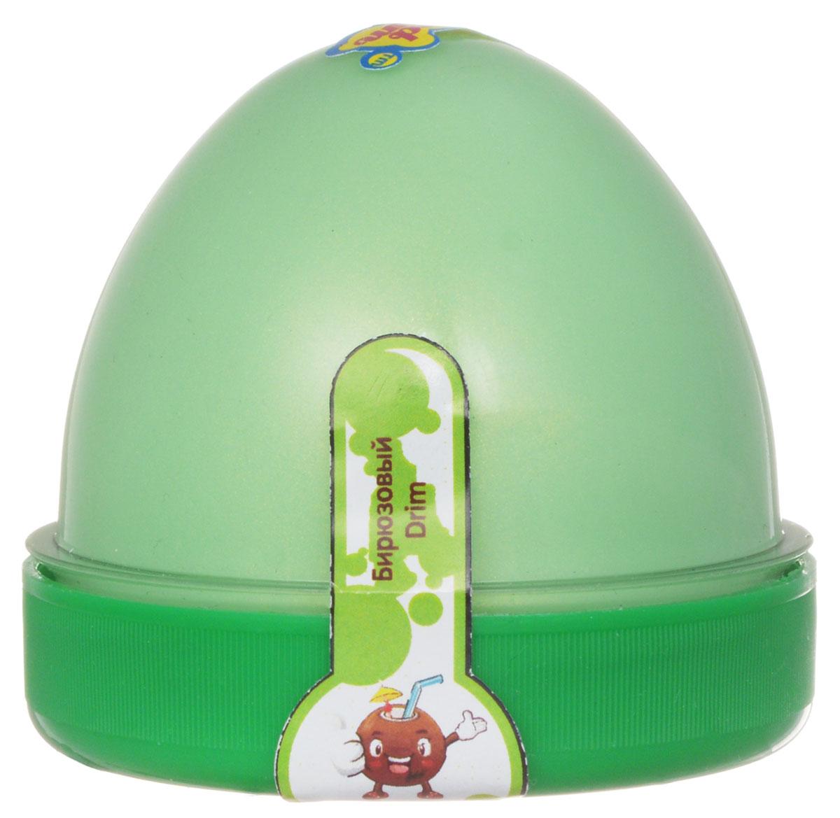 Жвачка для рук  ТМ HandGum , цвет: бирюзовый, с запахом кокоса, 70 г - Развлекательные игрушки