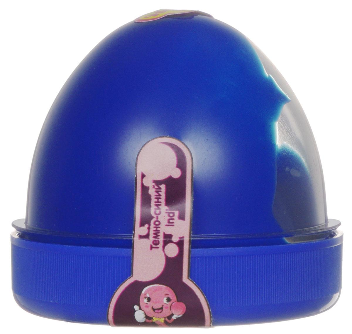 Жвачка для рук ТМ HandGum, цвет: темно-синий, с запахом бубль-гума, 35 г