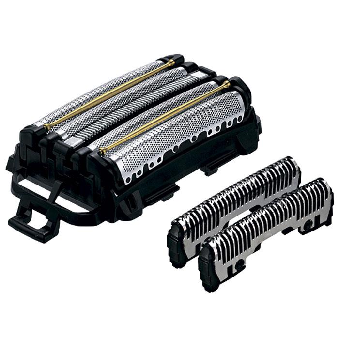 Panasonic WES9034Y1361 для ES-LV6N/ES-LV9N сменный нож и сеткаWES9034Y1361Для того чтобы ваша бритва работала эффективно, необходимо регулярно менять бритвенные головки. В набор Panasonic WES9034Y1361 входит сменный нож и сетка для электробритвы Panasonic ES-LV6N / ES-LV9N. Бритвенный блок изготовлен из высококачественных материалов и прослужит вам длительное время.