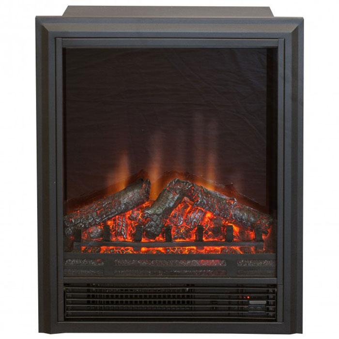 Real-Flame Eugene – электрический очаг в современном стиле для встраивания в стандартные обрамления. Простой дизайн очага с расположенной внизу решеткой тепловентилятора может быть встроен в любой стандартный портал, выполненный как из дерева, так и из камня. Модель оснащена также пультом ДУ.