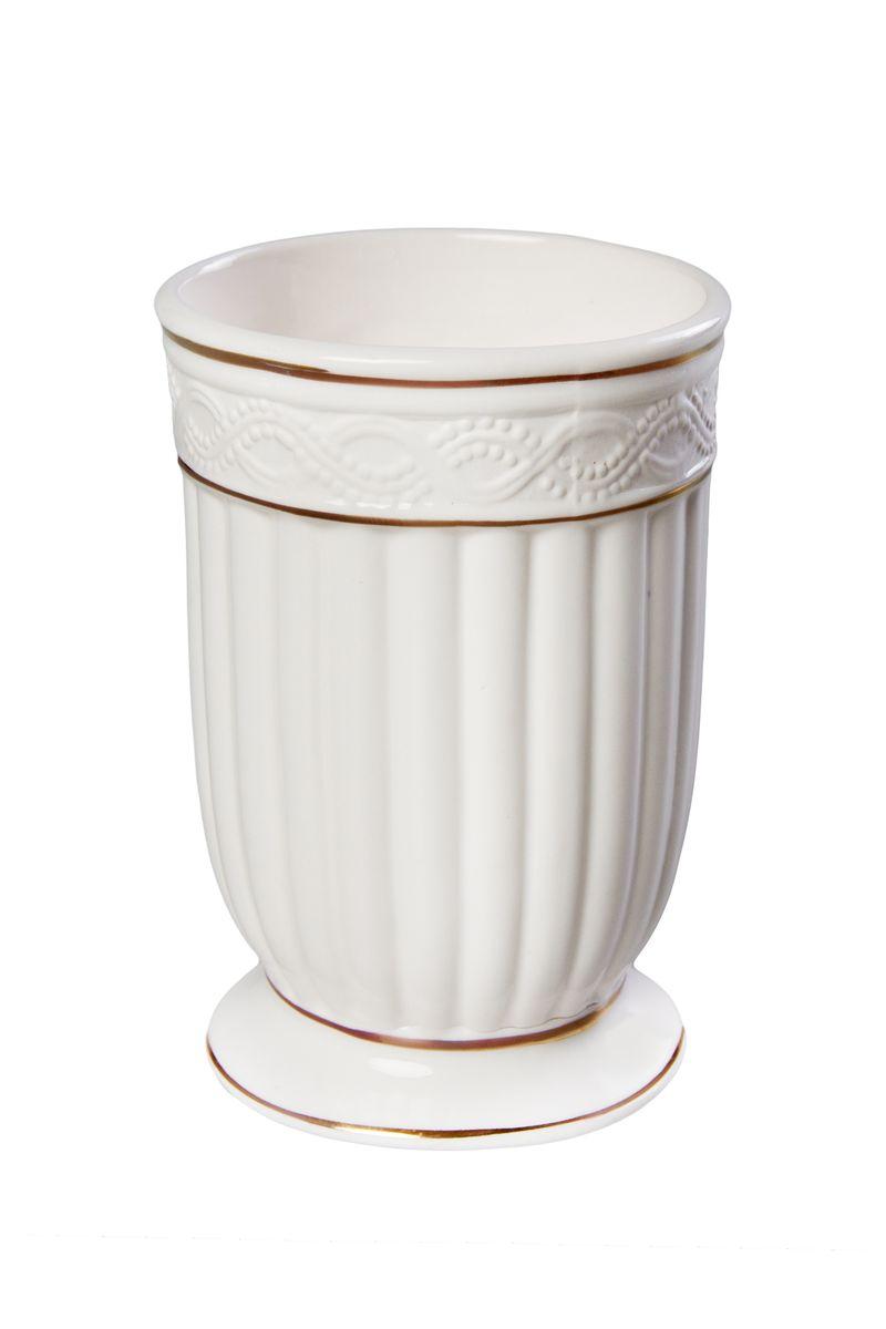 Стакан для ванной Vanstore Allure, 7,5 х 7,5 х 11 см стаканчик vanstore allure