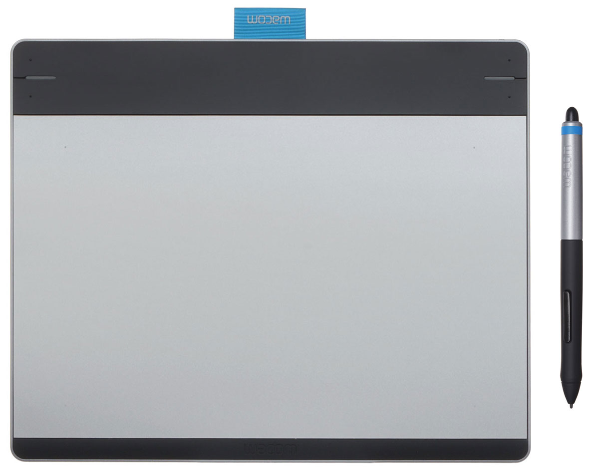 Wacom Intuos Pen&Touch Medium, Silver графический планшет (CTH-680S-S)4949268618908Планшет Wacom Intuos Pen&Touch Medium предоставляет естественный, простой и интересный способ дляновичков и любителей воплотить свои творческие идеи. Intuos переносит рисование при помощи ручки и бумагина новый уровень, позволяя пользователям реализовывать идеи на компьютере. Вы можете делать наброски илишаржи, рисовать картины, редактировать фотографии или разрабатывать дизайн открыток.Новое обтекаемое перо конусообразной формы легко лежит в руке, а мягкий наконечник предоставитхудожникам те же ощущения, что и традиционные ручки и кисти, и позволит добавлять в рисунки даже мельчайшиедетали. Мульти-тач позволяет перемещать курсор, приближать, масштабировать и вращать рисунки легкимнажатием пальца. Как и у других перьевых планшетов, у Intuos есть четыре клавиши ExpressKeys, которые теперьможно настроить под часто используемые команды индивидуально для каждой популярной программы длятворчества.Эргономичный и тонкий дизайн Wacom Intuos Pen&Touch и металлическая окантовка привлекает взгляд. Цветдержателя наконечника пера можно изменять в зависимости от настроения пользователя, а беспроводной наборпозволит сделать планшет переносным и работать с ним, находясь на расстоянии от компьютера. Набор можноприобрести за отдельную плату.Два сенсора для перьевого и multi-touch-ввода Поддержка multi-touch-жестов прокрутки, масштабирования, вращения и т.п. Чувствительный к нажатию наконечник пера и ластик Повышенное разрешение для большей точности Эргономичное перо без батареек с двумя кнопками Имитирующая бумагу поверхность планшета с соотношением сторон 16:10 Зеркально-симметричный дизайн планшета - для работы и правшей и левшей Четыре программируемые клавиши ExpressKeys для быстрого вызова функций Специальный держатель пера для его удобного хранения Простое подключение через USB-порт Максимальная высота считывания пера: 16 мм Количество клавиш ExpressKeys: 4 Рабочая область пера: 8.5 x 5.3 (216 x 1
