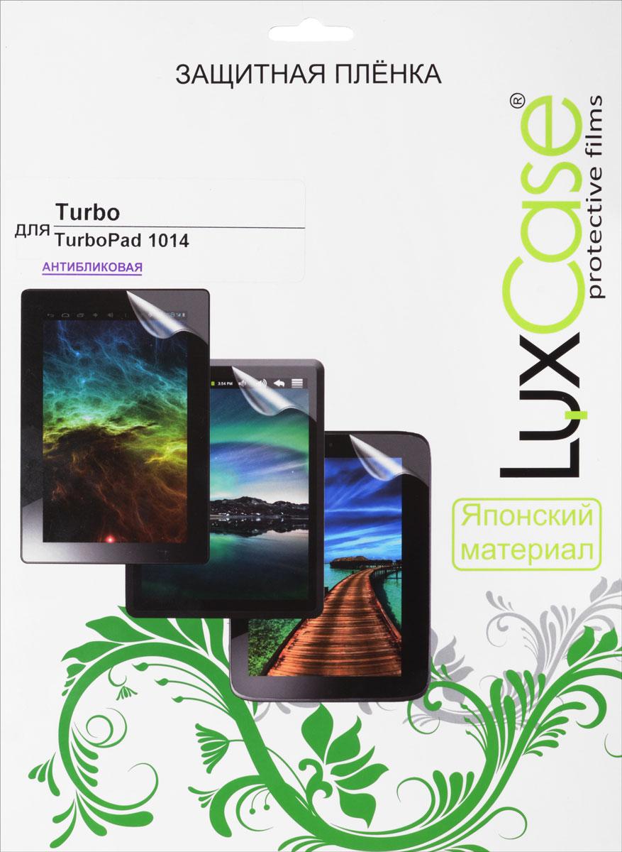 LuxCase защитная пленка для Turbo TurboPad 1014, антибликовая - Защитные стекла и пленки