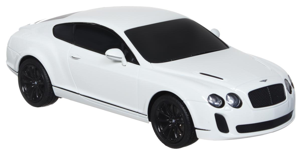 Welly Радиоуправляемая модель Bentley Continental Supersports масштаб 1:24 радиоуправляемые игрушки