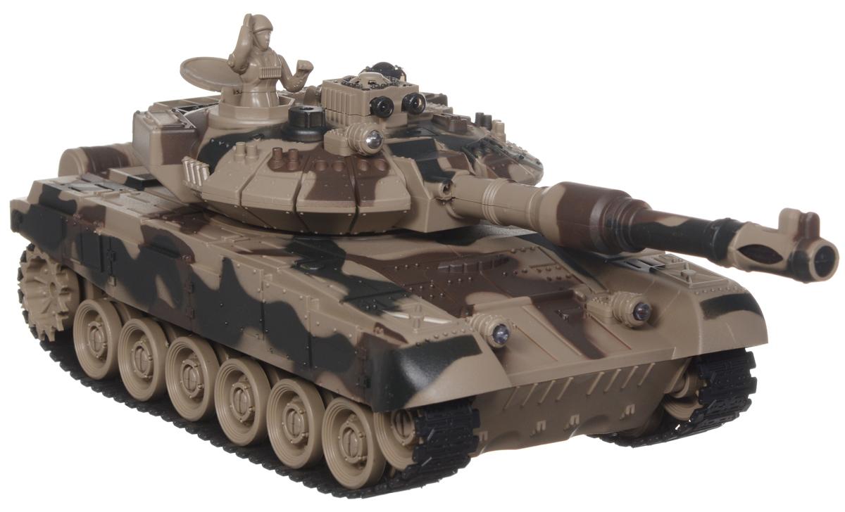 Пламенный мотор Танк на радиоуправлении Т-90