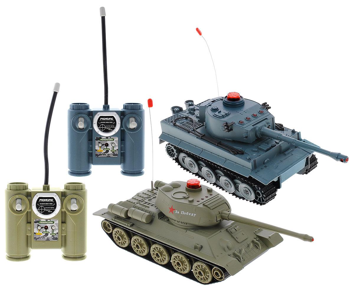 радиоуправляемые танки фото попасть