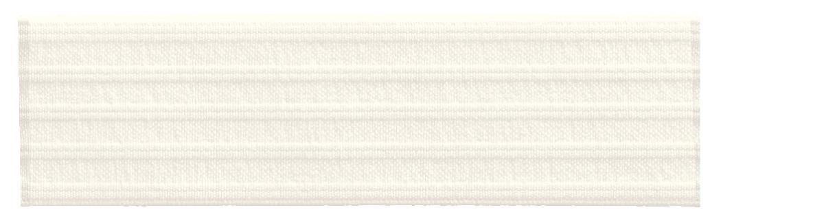Лента эластичная Prym, для уплотнения шва, цвет: белый, ширина 5 см, длина 10 м693547Эластичная лента Prym предназначена для уплотнения шва. Выполнена из полиэстера (80%) и эластомера (20%). Ткань прочная, стабильная, облегчает равномерное притачивание внутренней отделки.Длина ленты: 10 м.Ширина ленты: 5 см.
