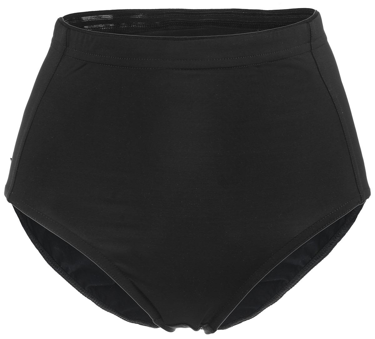 Трусы-макси женские Smart Textile Body Perfection Коррекция тела, цвет: черный. BC01-1. Размер S/M (42/44)