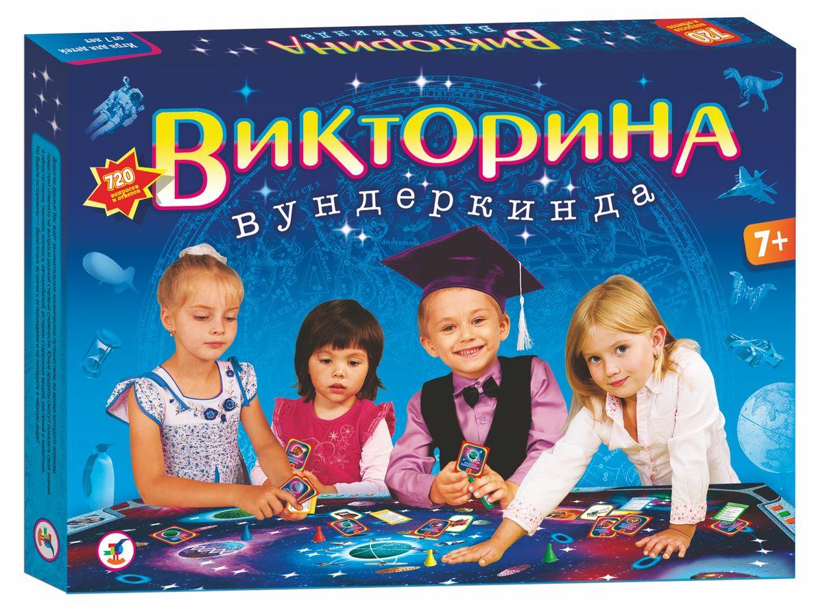 Дрофа-Медиа Настольная игра Викторина вундеркинда