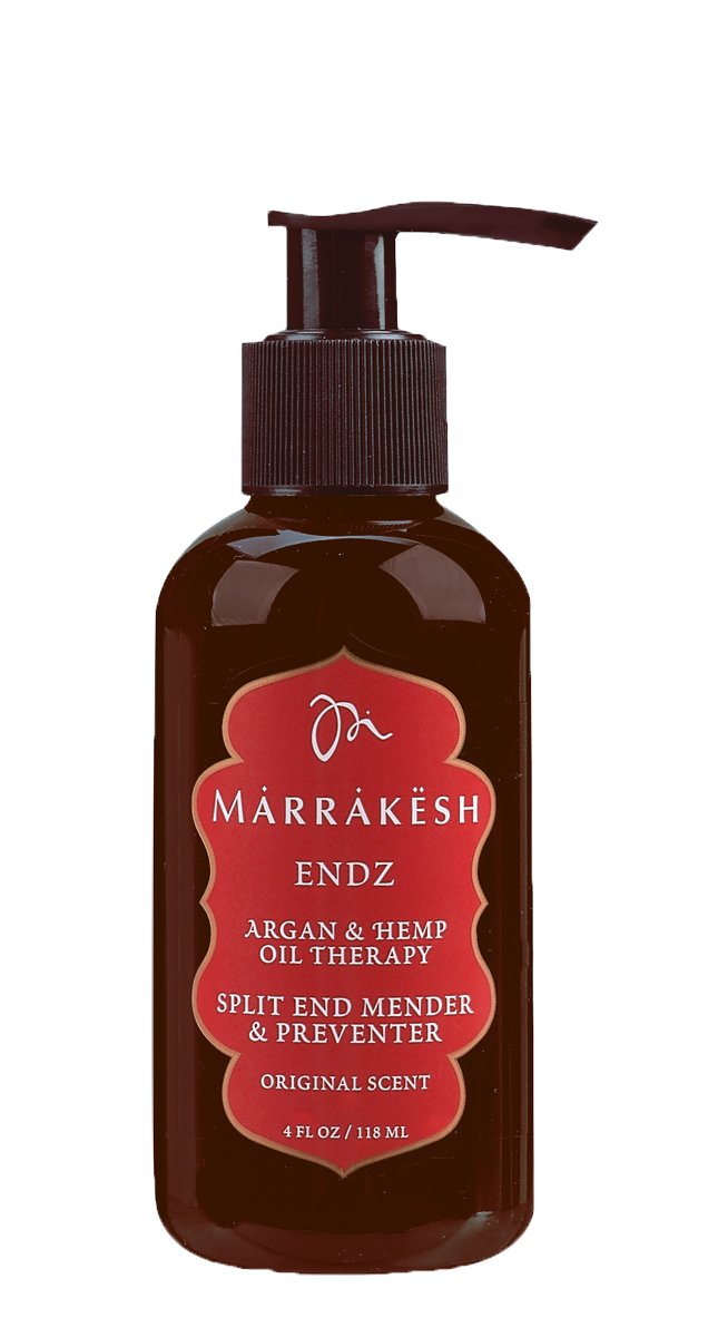 Marrakesh Крем для секущихся кончиков волос Original, 118 млMKE075Запечатывает и восстанавливает сеченые кончики- Укрепляет волосы и препятствует повреждению волос- Утолщает кончики волос- Делает волосы более послушными- Можно использовать на окрашенные волосах- Масла Конопли и Арганы заметно улучшают качество волос и их текстуру- Протеины пшеницы укрепляют, восстанавливают волос и препятствуют ухудшению состояния волос- Пантенол увлажняет волосы, делает кончики волос толще