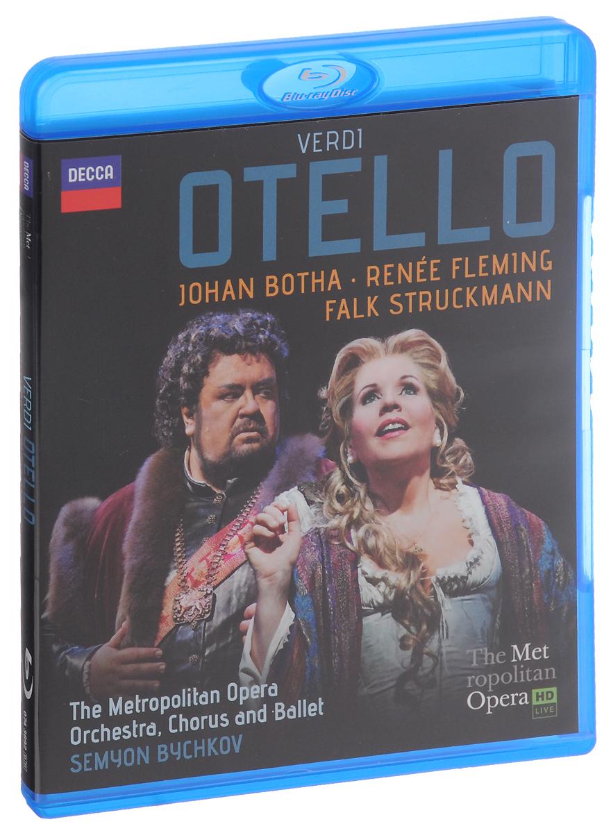 Semyon Bychkov: Giuseppe Verdi: Otello (Blu-ray) piena piena pi017ewhim54
