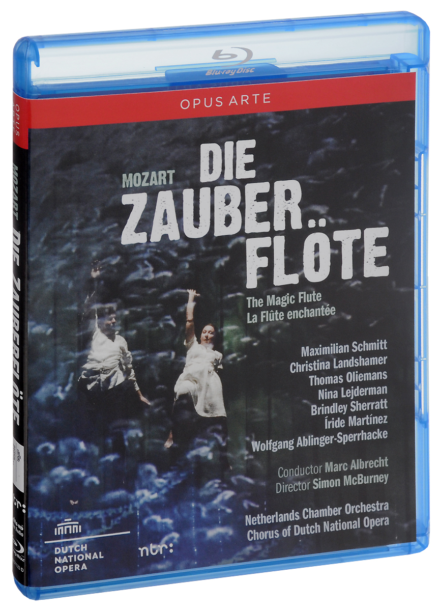 Mark Albrecht: Wolfgang Amadeus Mozart: Die Zauberflote (Blu-ray) pramod kumar verma yield gap and constraints analysis in groundnut production