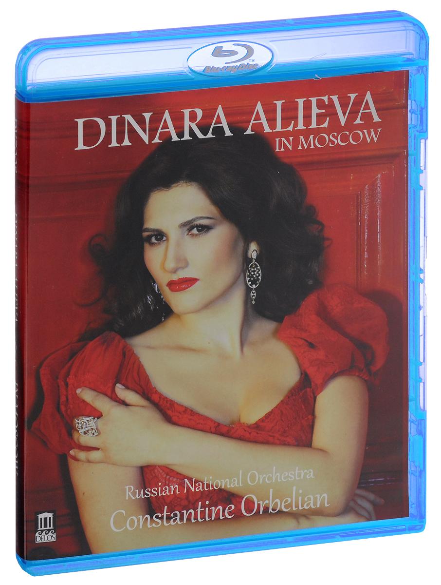 Dinara Alieva In Moscow (Blu-ray) massenet thais