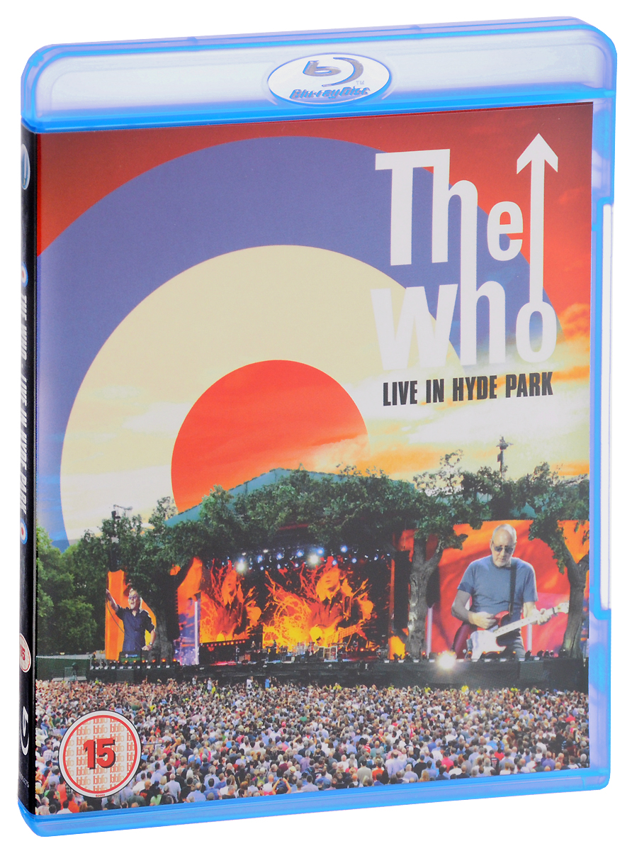 The Who: Live In Hyde Park (Blu-ray) the tribute to pavarotti one amazing weekend in petra blu ray