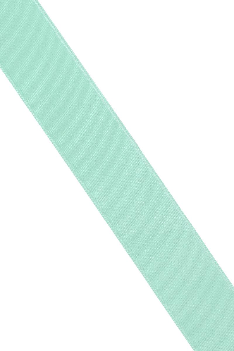 Лента атласная Prym, цвет: мятный, ширина 25 мм, длина 25 м695804_40Атласная лента Prym изготовлена из 100% полиэстера. Область применения атласной ленты весьма широка. Изделие предназначено для оформления цветочных букетов, подарочных коробок, пакетов. Кроме того, она с успехом применяется для художественного оформления витрин, праздничного оформления помещений, изготовления искусственных цветов. Ее также можно использовать для творчества в различных техниках, таких как скрапбукинг, оформление аппликаций, для украшения фотоальбомов, подарков, конвертов, фоторамок, открыток и многого другого.Ширина ленты: 25 мм.Длина ленты: 25 м.