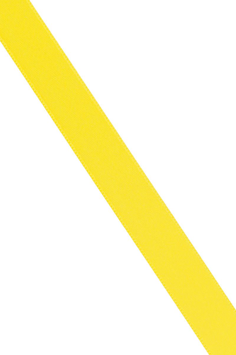 Лента атласная Prym, цвет: желтый, ширина 15 мм, длина 25 м695803_31Атласная лента Prym изготовлена из 100% полиэстера. Область применения атласной ленты весьма широка. Изделие предназначено для оформления цветочных букетов, подарочных коробок, пакетов. Кроме того, она с успехом применяется для художественного оформления витрин, праздничного оформления помещений, изготовления искусственных цветов. Ее также можно использовать для творчества в различных техниках, таких как скрапбукинг, оформление аппликаций, для украшения фотоальбомов, подарков, конвертов, фоторамок, открыток и многого другого.Ширина ленты: 15 мм.Длина ленты: 25 м.