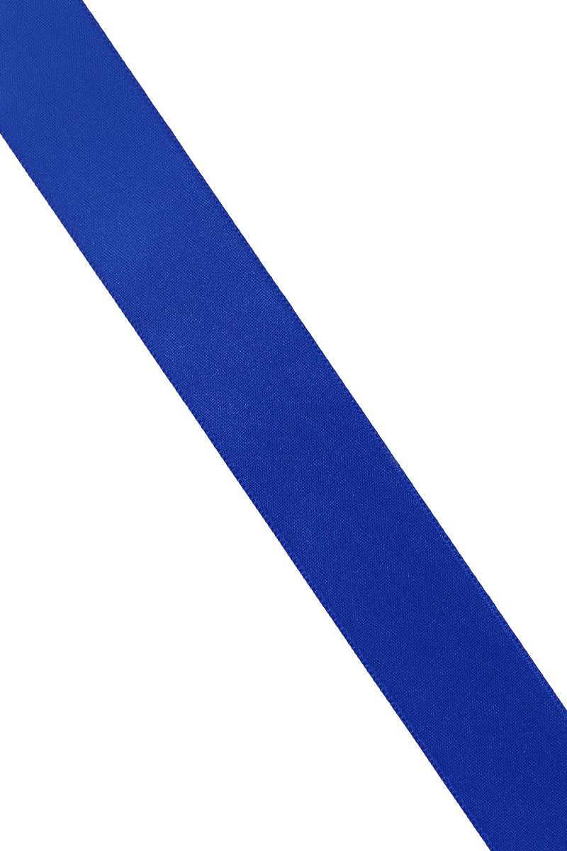 Лента атласная Prym, цвет: ярко-синий, ширина 25 мм, длина 25 м695804_55Атласная лента Prym изготовлена из 100% полиэстера. Область применения атласной ленты весьма широка. Изделие предназначено для оформления цветочных букетов, подарочных коробок, пакетов. Кроме того, она с успехом применяется для художественного оформления витрин, праздничного оформления помещений, изготовления искусственных цветов. Ее также можно использовать для творчества в различных техниках, таких как скрапбукинг, оформление аппликаций, для украшения фотоальбомов, подарков, конвертов, фоторамок, открыток и многого другого.Ширина ленты: 25 мм.Длина ленты: 25 м.