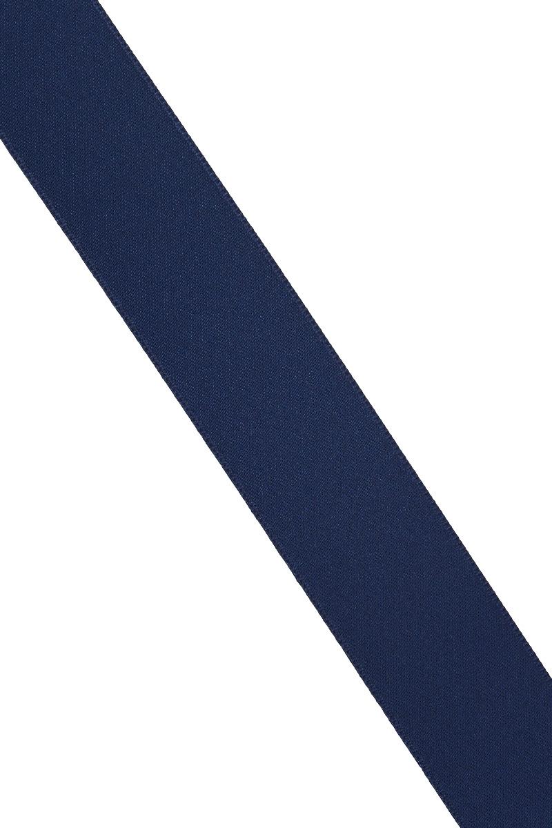 Лента атласная Prym, цвет: темно-синий, ширина 25 мм, длина 25 м695804_57Атласная лента Prym изготовлена из 100% полиэстера. Область применения атласной ленты весьма широка. Изделие предназначено для оформления цветочных букетов, подарочных коробок, пакетов. Кроме того, она с успехом применяется для художественного оформления витрин, праздничного оформления помещений, изготовления искусственных цветов. Ее также можно использовать для творчества в различных техниках, таких как скрапбукинг, оформление аппликаций, для украшения фотоальбомов, подарков, конвертов, фоторамок, открыток и многого другого.Ширина ленты: 25 мм.Длина ленты: 25 м.