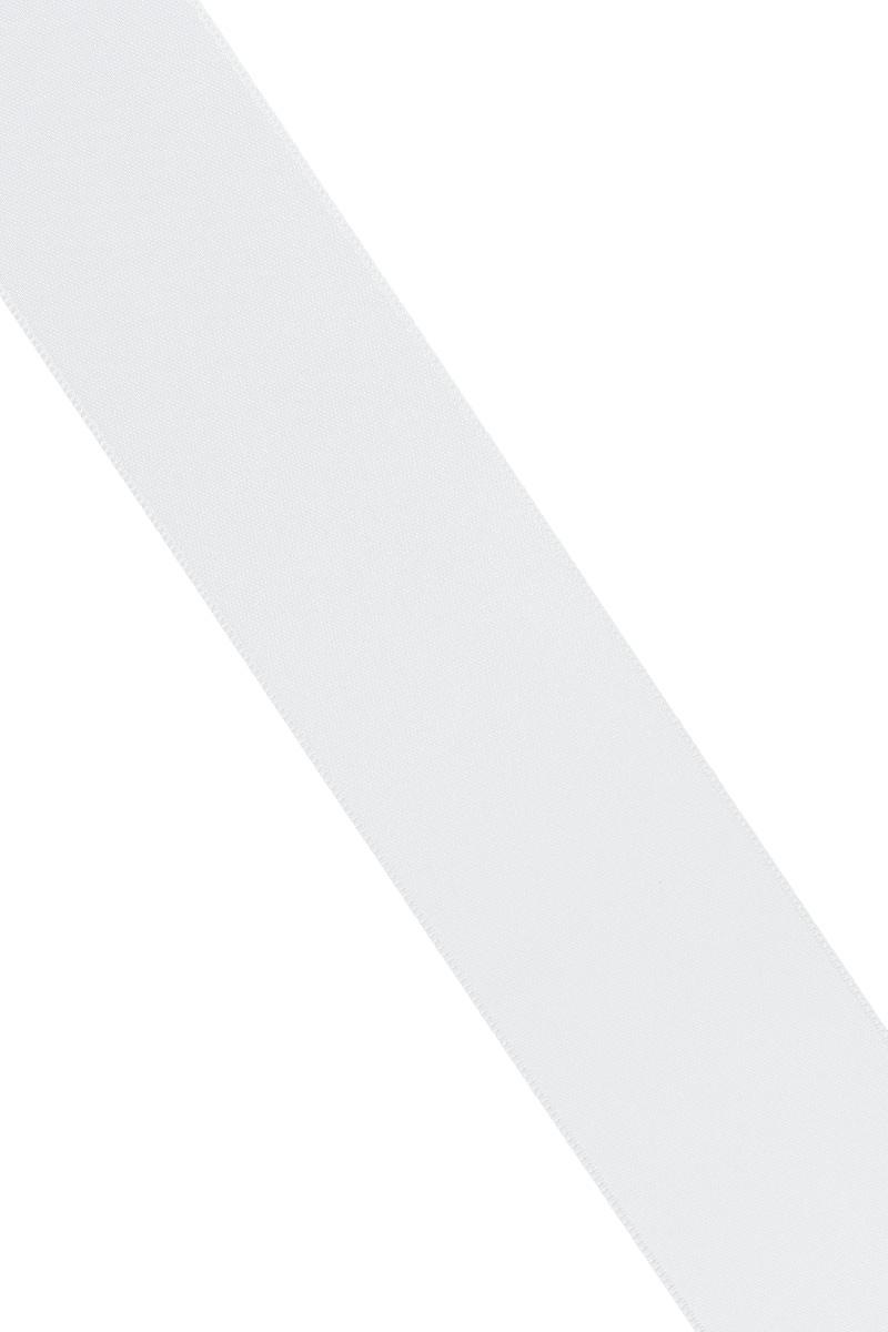 Лента атласная Prym, цвет: молочный, ширина 38 мм, длина 25 м695806_16Атласная лента Prym изготовлена из 100% полиэстера. Область применения атласной ленты весьма широка. Изделие предназначено для оформления цветочных букетов, подарочных коробок, пакетов. Кроме того, она с успехом применяется для художественного оформления витрин, праздничного оформления помещений, изготовления искусственных цветов. Ее также можно использовать для творчества в различных техниках, таких как скрапбукинг, оформление аппликаций, для украшения фотоальбомов, подарков, конвертов, фоторамок, открыток и многого другого.Ширина ленты: 38 мм.Длина ленты: 25 м.
