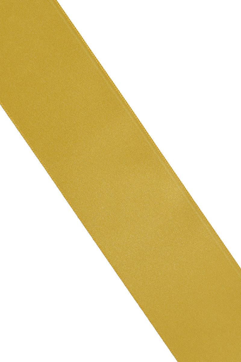 "Лента атласная ""Prym"", цвет: светло-коричневый, ширина 50 мм, длина 25 м"