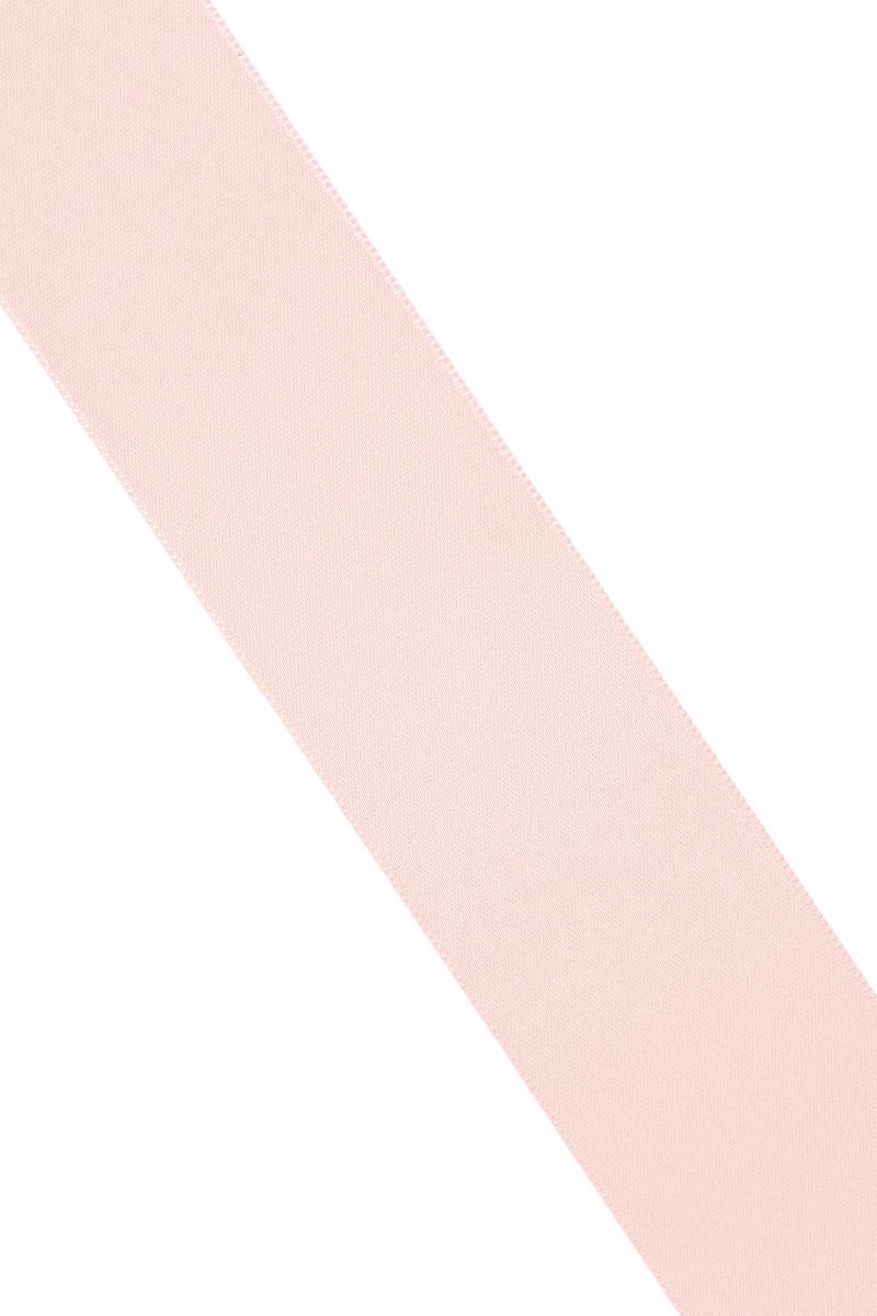 Лента атласная Prym, цвет: светло-розовый, ширина 38 мм, длина 25 м695806_80Атласная лента Prym изготовлена из 100% полиэстера. Область применения атласной ленты весьма широка. Изделие предназначено для оформления цветочных букетов, подарочных коробок, пакетов. Кроме того, она с успехом применяется для художественного оформления витрин, праздничного оформления помещений, изготовления искусственных цветов. Ее также можно использовать для творчества в различных техниках, таких как скрапбукинг, оформление аппликаций, для украшения фотоальбомов, подарков, конвертов, фоторамок, открыток и многого другого.Ширина ленты: 38 мм.Длина ленты: 25 м.