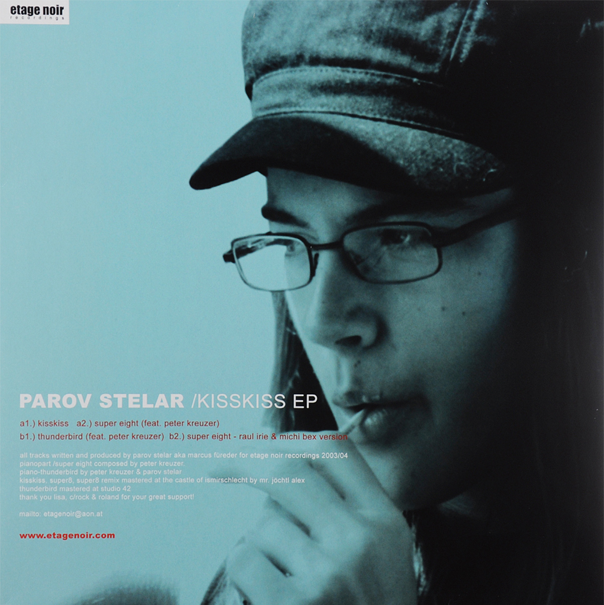 Parov Stelar Parov Stelar. KissKiss (LP) parov stelar parov stelar the paris swing box 2 lp