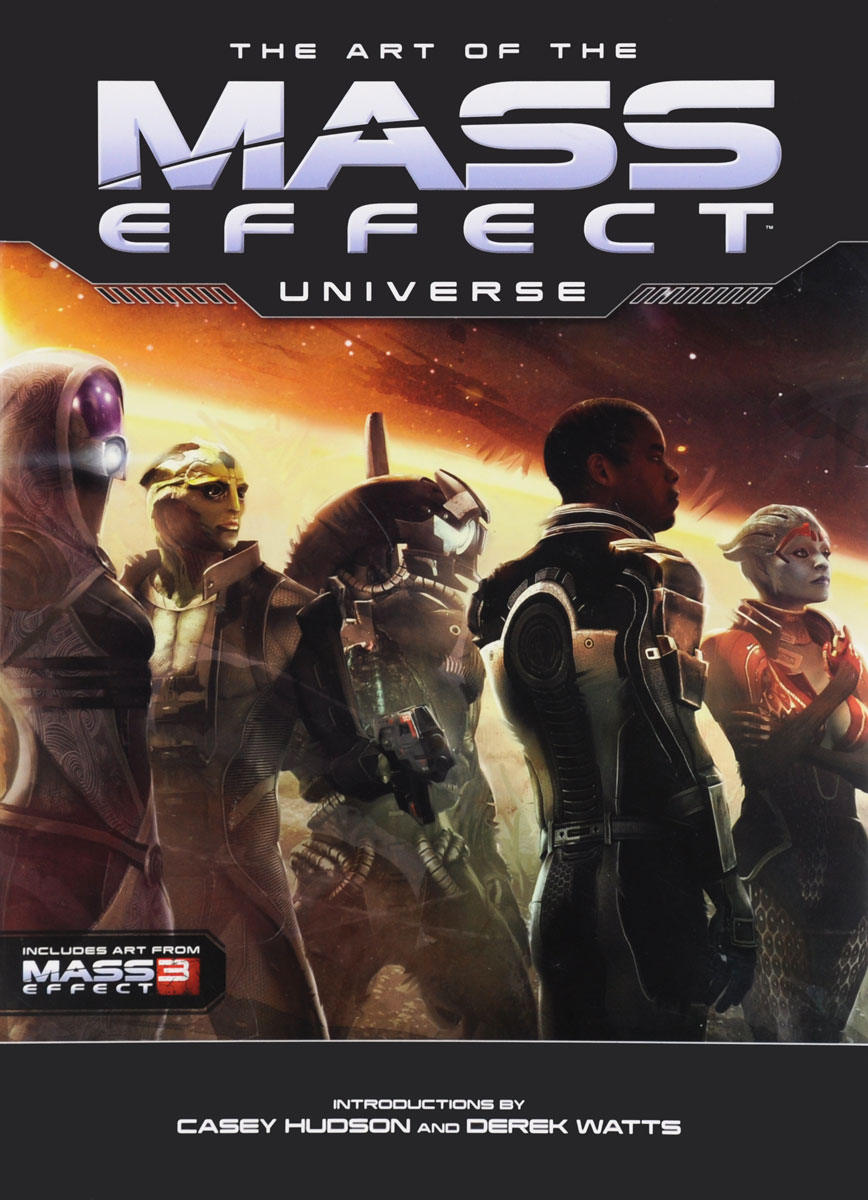 The Art of The Mass Effect Universe supra hs 101