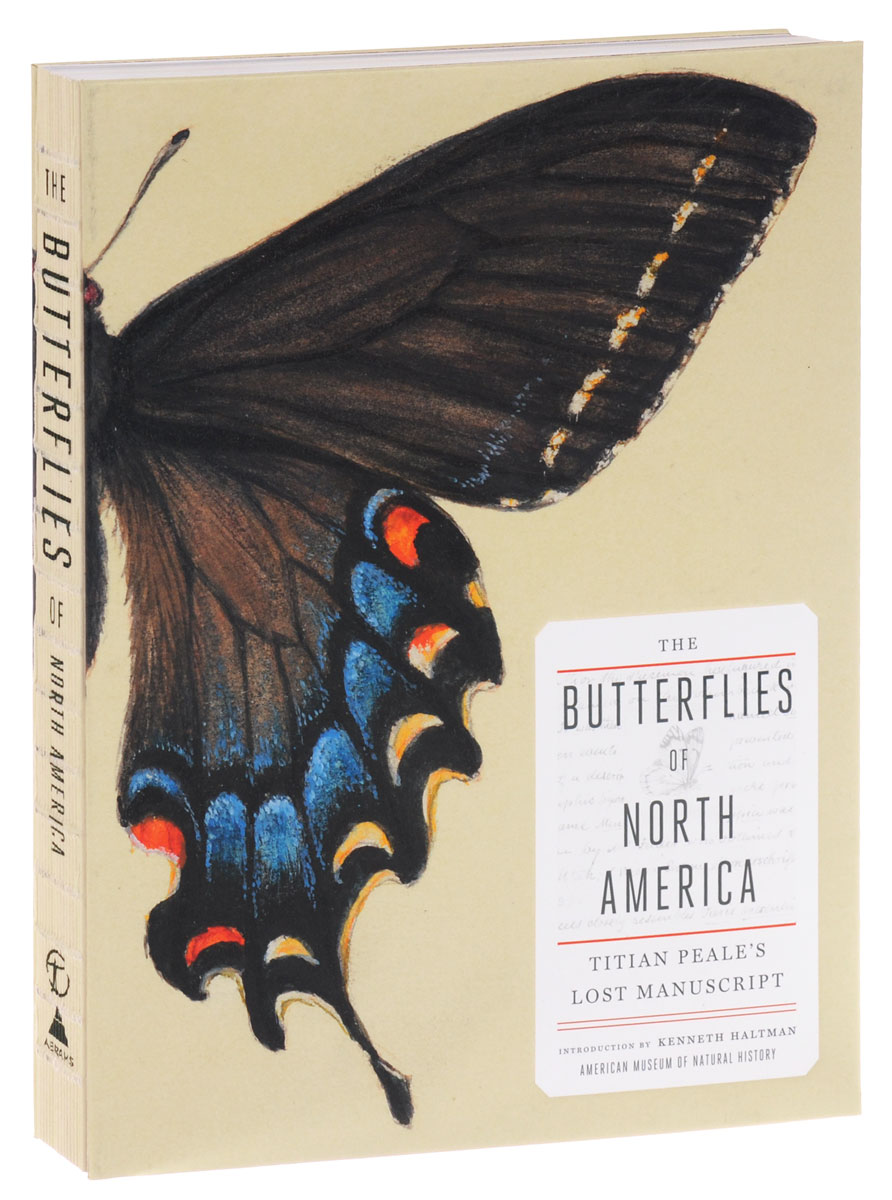 The Butterflies of North America: Titian Peale's Lost Manuscript butterflies in the barley