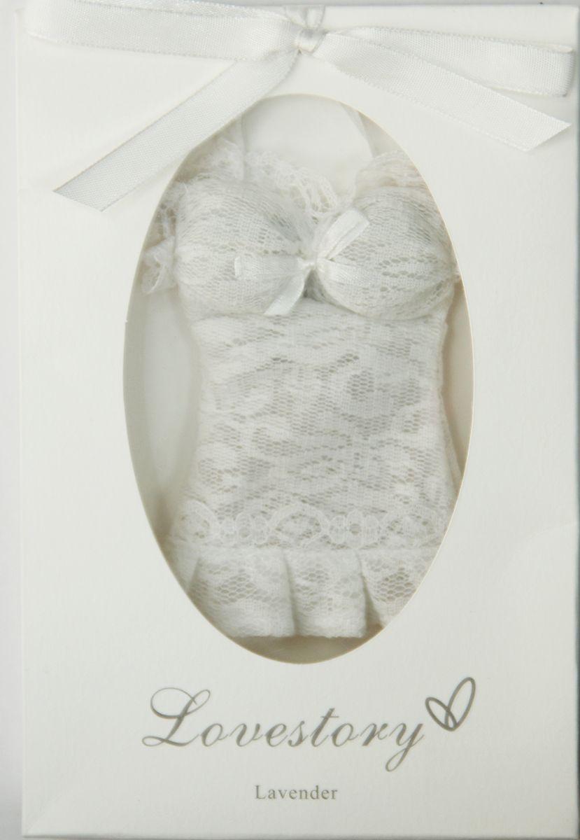 Саше ароматизированное Феникс-Презент Роза, цвет: белый феникс презент
