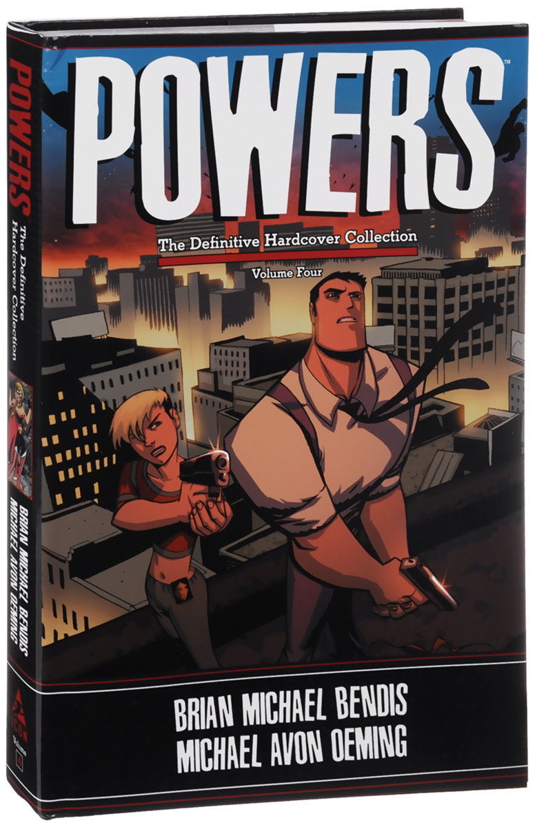 Powers: The Definitive Hardcover Collection: Volume 4 powers the definitive hardcover collection vol 7