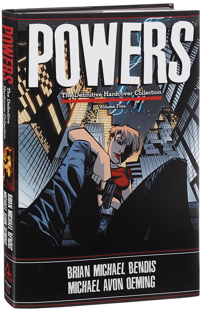 Powers: The Definitive Hardcover Collection: Volume Five powers the definitive hardcover collection vol 7