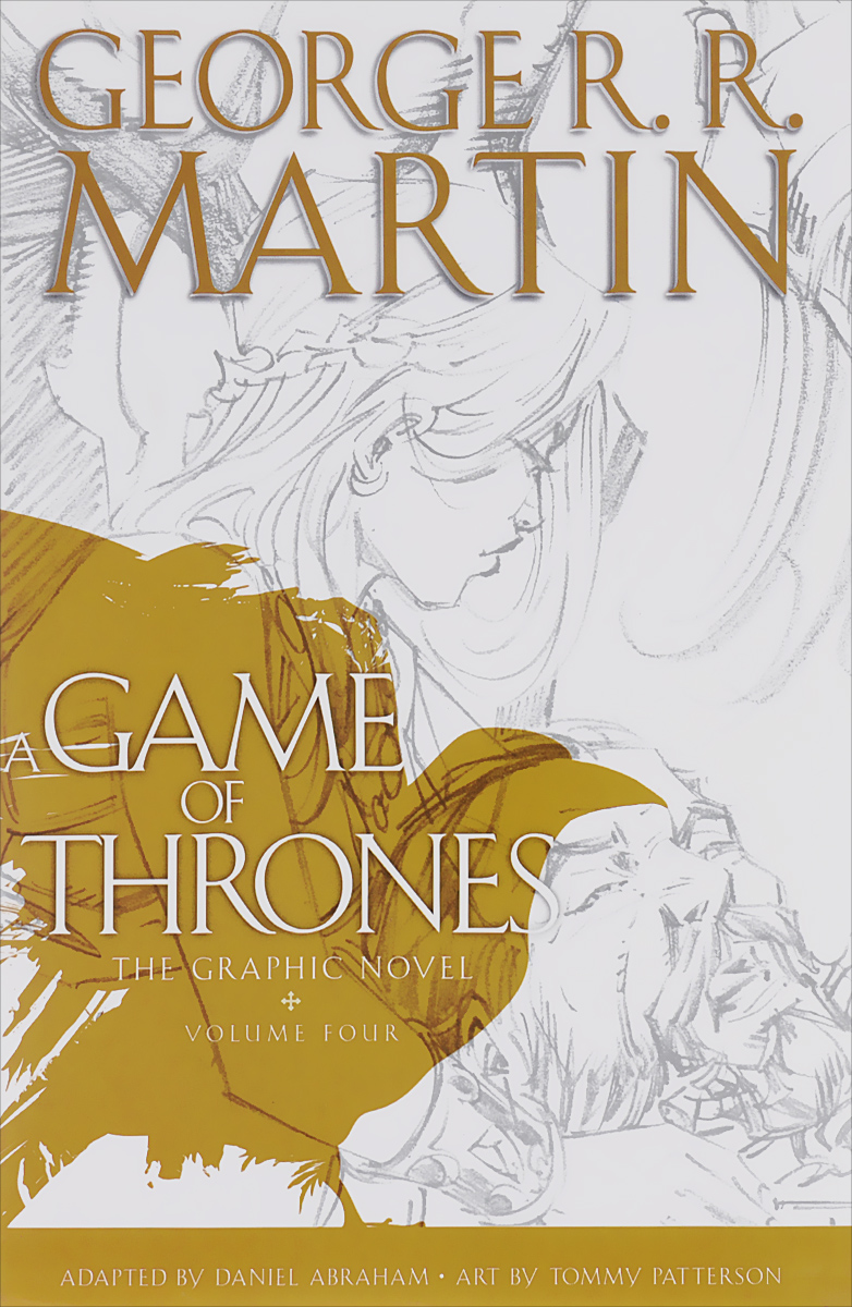 A Game of Thrones: The Graphic Novel: Volume 4 a new lease of death