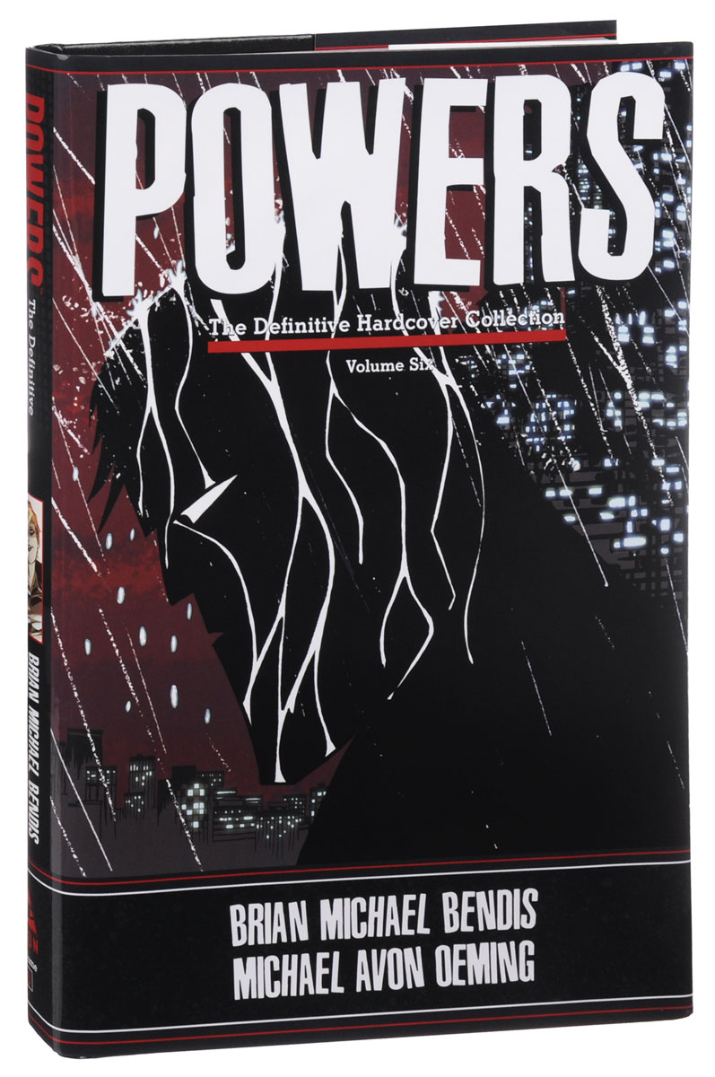 Powers: The Definitive Hardcover Collection: Volume Six powers the definitive hardcover collection vol 7