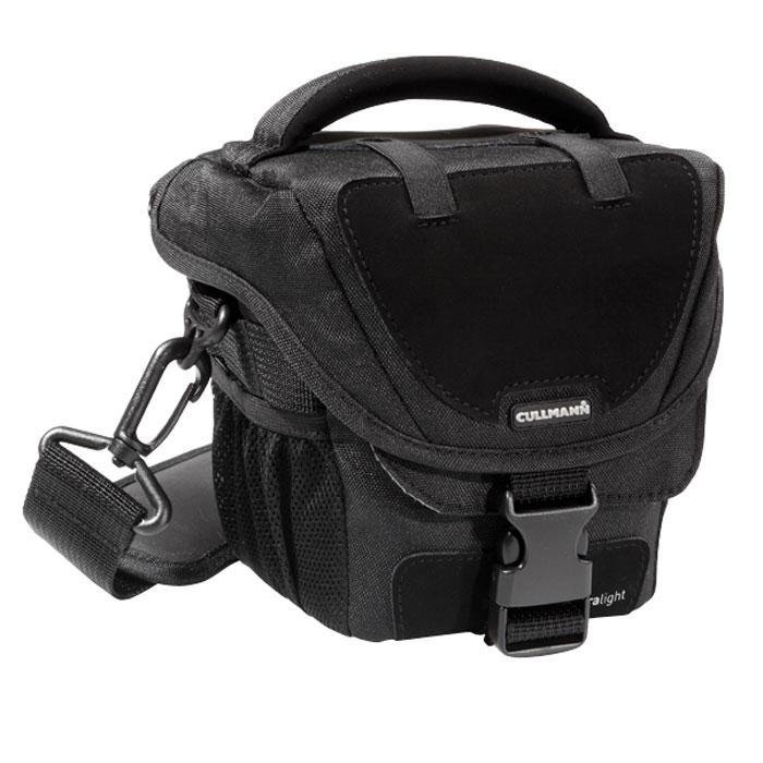 Cullmann CU-95210 UltraLight CP Action 100, Black1401100017Стильная сумка Cullmann UltraLight CP Action 100 поможет защитить ваше устройство от ударов и царапин. Большое количество отделений помогут разложить все приспособления так, чтобы можно было их с легкостью найтиМягкий и гибкий внешний корпусВозможность крепления штативаВозможность носить на поясном ремнеРезиновые ремни обеспечивают безопасную транспортировкуДополнительные карманы для мобильного телефона, MP3-плеер и аксессуаров