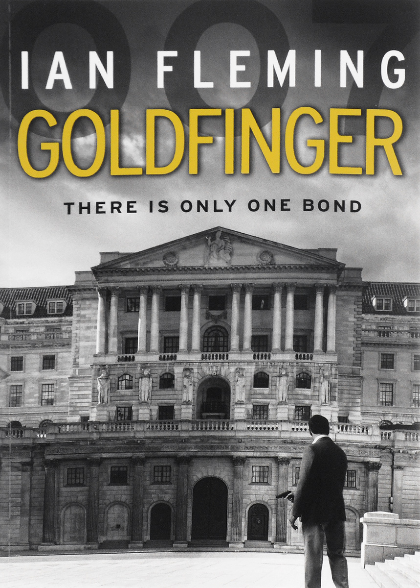 Goldfinger james bond  nobody lives for ever