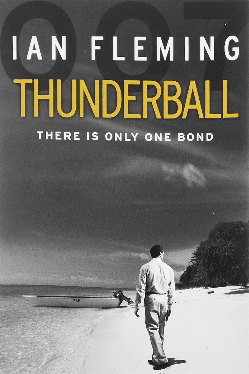 Thunderball stolen
